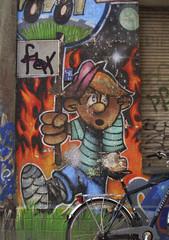 graffiti * wandmalerei * hausbemalung
