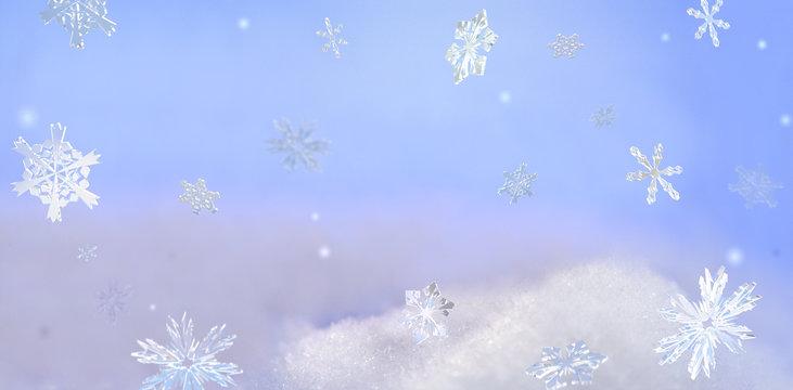 snowbackground