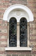 window of church
