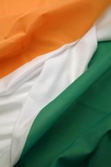 portrait irish flag