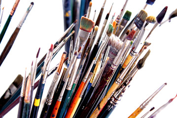 the painter's brushes 2