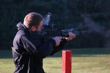 sa 80 assault rifle