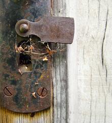 door in the past