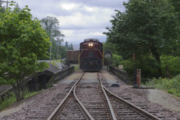 old train in snoqualmie 1