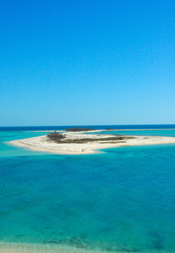 haven: island and water of dry tortugas national p