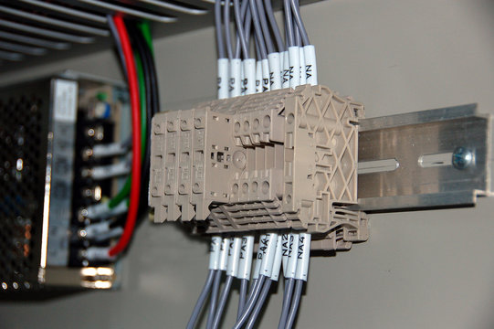 cable terminal block