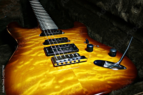 electric guitar expensive classic stock photo and royalty free images on pic 2270746. Black Bedroom Furniture Sets. Home Design Ideas