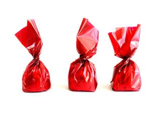 Autocollant pour porte Confiserie candies