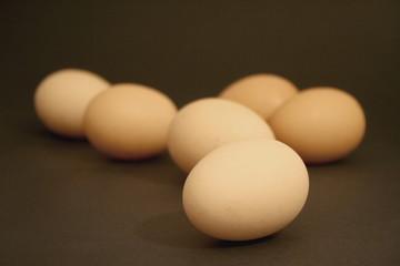 six eggs