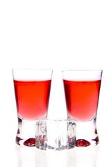 red vodka