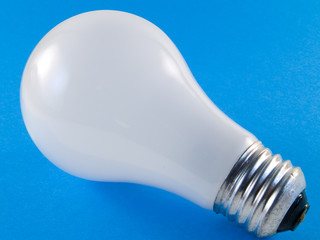bulb blue