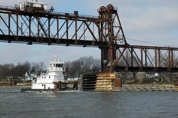 towboat #259