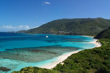 harbor at virgin gorda, british virgin islands