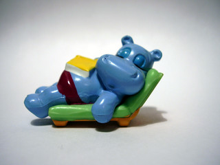 miniature hippopotamus
