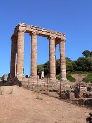 sardegna: tempio di antas