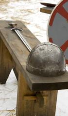 viking's belongings