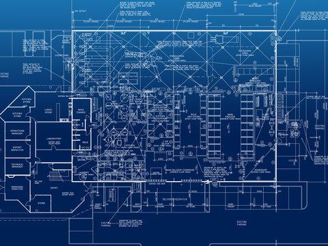 architecture section detail construction detail