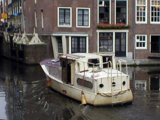 amsterdam - barca