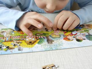 puzzle assembling 2
