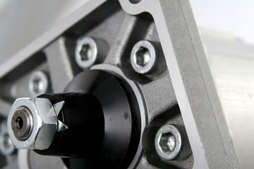 metal pump element