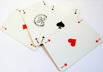 photo de jeu de carte