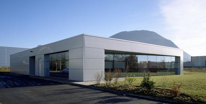 usine moderne