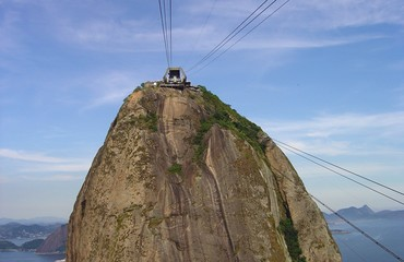 brasilien, rio de janeiro, zuckerhut