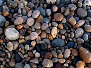 irish sea pebbles