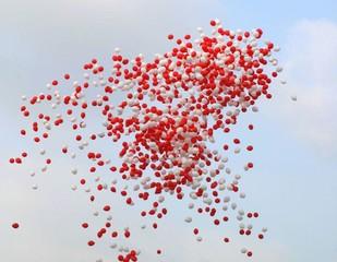lacher de ballons 7