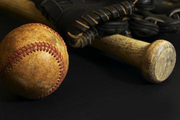 baseball scene