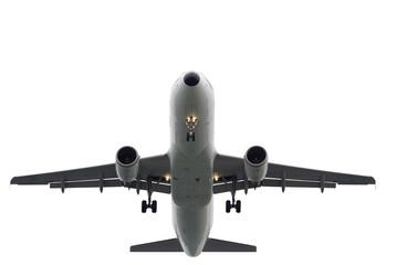 aeroplane isolated