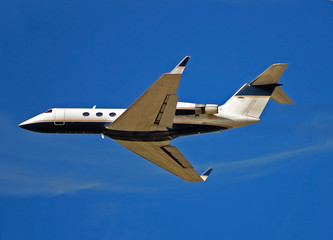 private jet for corporate travel