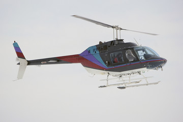 copter rising