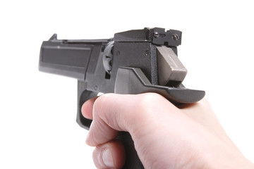 atheletic weapon, gun