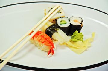 sushi [10]