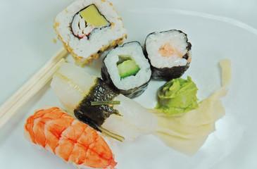 sushi [9]