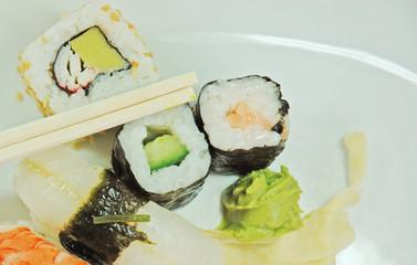 sushi [8]