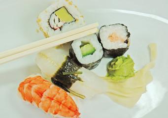 sushi [7]