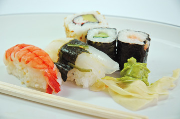 sushi [6]