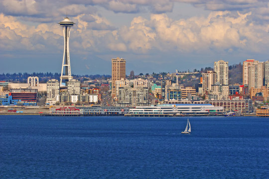 seattle and yacht