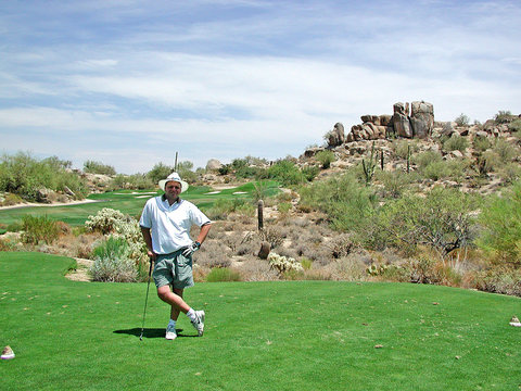 golf in arizona