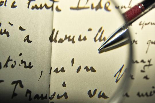 deliver writing pen misses