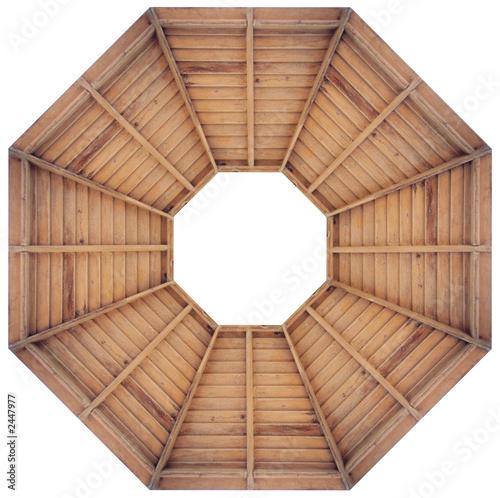 sonnenschirm aus holz textur stockfotos und lizenzfreie bilder auf bild 2447977. Black Bedroom Furniture Sets. Home Design Ideas