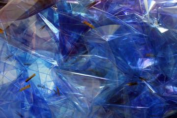 plastique - emballage et pince à linge