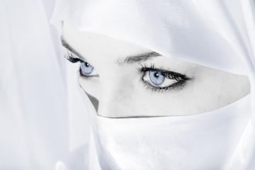 veiled elegance