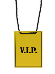 v.i.p. backstage pass