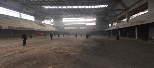 paintball arena