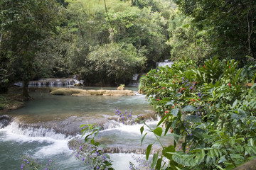 ys river waterfall