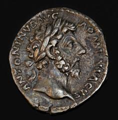 ancient roman coin antoninus