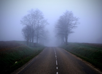 the mystery road to nowhere